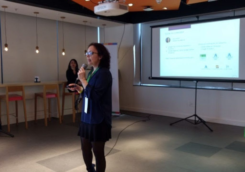 Agência Madara promoveu evento na Google
