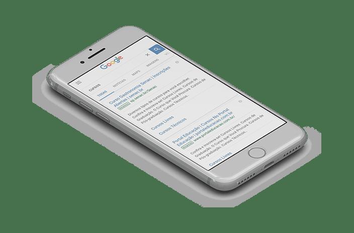 Anúncios Celular e Apps
